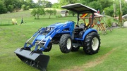 2003 New Holland TC40D 4WD Tractor Loader Bucket